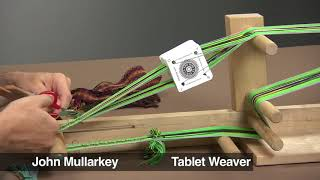 Tablet Weaving with J๐hn Mullarkey