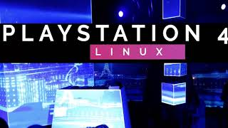 PS4 PRO 7.02 booting Arch Linux ( psxitarch V2 ) from payload 7116b