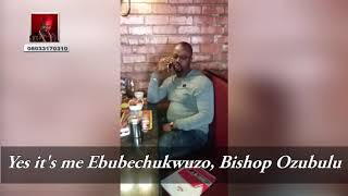 I am alive(BISHOP OZUBULU)