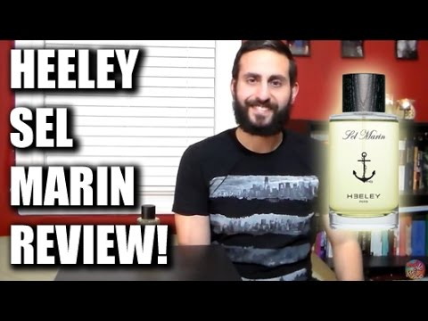 Sel Marin by Heeley Fragrance / Cologne Review