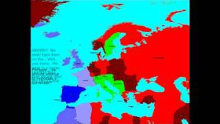 The History of Europe Part 9 (World War III)