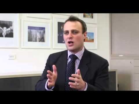 Human Rights Commissioner, Tim Wilson