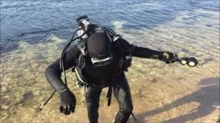 Подводный металодетектор!!! Черное Море!!! Неожиданая находка    YouTube