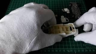 Восстановление модели А7 Москвич 403.