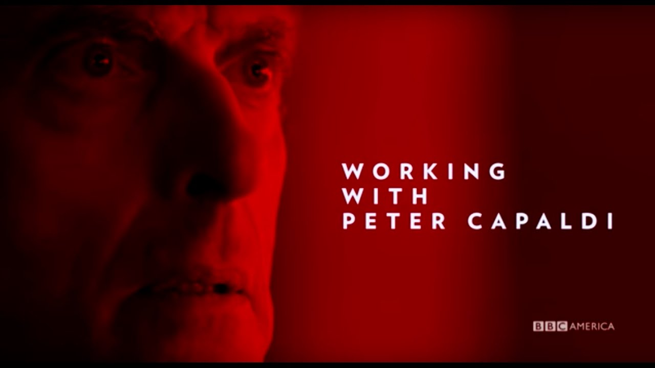 working with peter capaldi class bbc america youtube. Black Bedroom Furniture Sets. Home Design Ideas