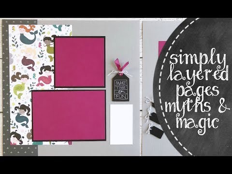 Simply Layered Pages   Myths & Magic
