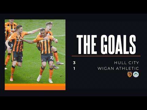 Hull Wigan Goals And Highlights