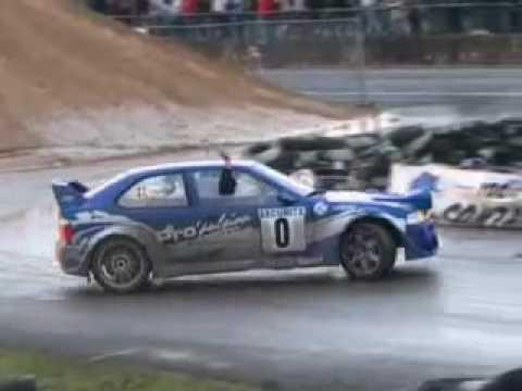 Bmw E36 Compact Rally Car Youtube