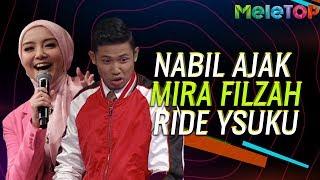 Nabil ajak Mira Filzah ride Ysuku | MeleTOP | Ben Amir & Sean Lee
