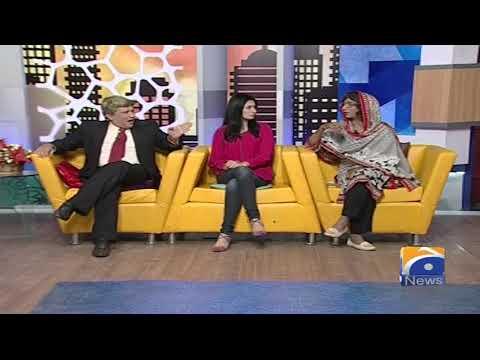 Khabarnaak - 24 August 2017 - Geo News