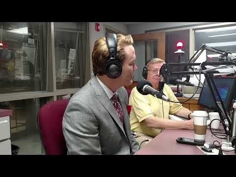 Radio Interview on Opioids with the Missouri Representatives