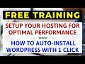 How to Setup Your Hosting  amp  Auto Install WordPress in Cpanel using Softaculous   PART 2