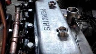 Redemarrage moteur Perkins P4TA