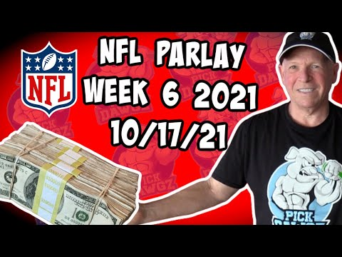 Free NFL Parlay For Today 10/17/21 NFL Pick & Prediction NFL Betting