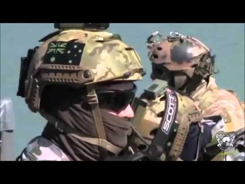 Australian SASR and Commandos in Afghanistan