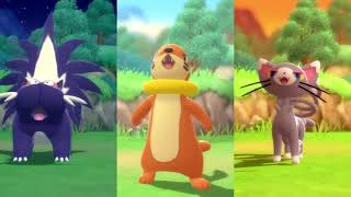 Pokemon Brilliant Diamond & Shining Pearl | New Gameplay Trailer