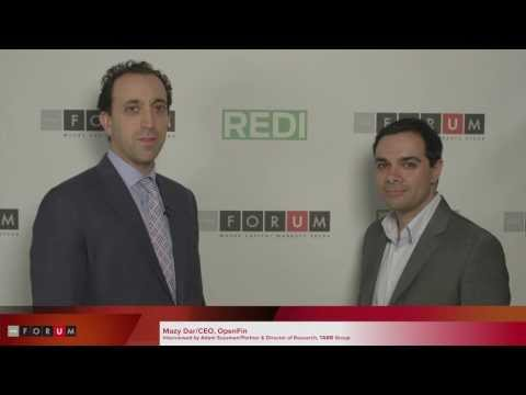 Mazy Dar - Securing Enterprise Software Deployment - MarketTech Event - 11/9/13