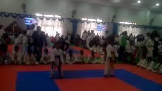 Vivek mixed martial arts academy Gangavathi