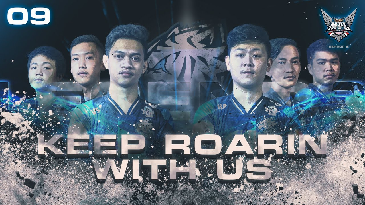 Keep Roarin With Us | Playoffs MPL ID S6