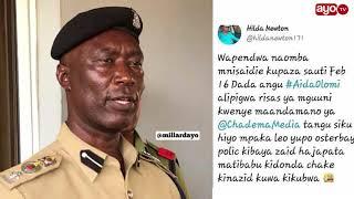 RPC Kinondoni amezungumza kuhusu Majeruhi wa Risasi waliopo OYSTERBAY Polisi