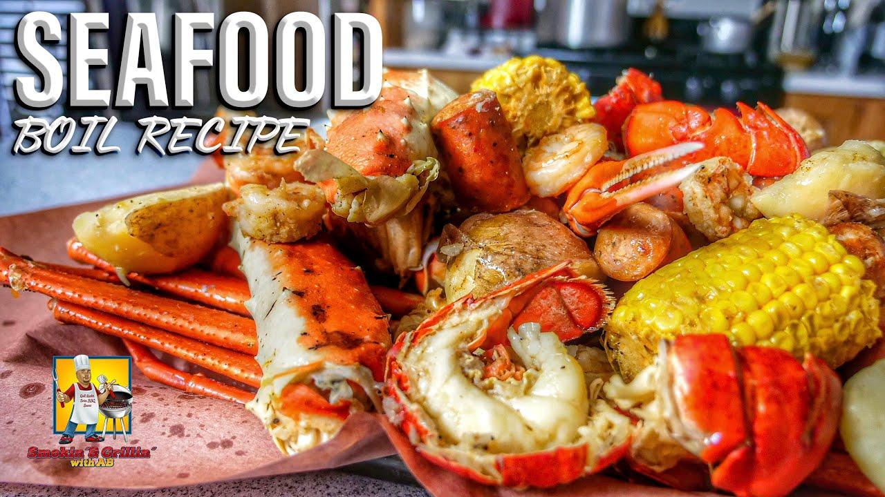 Seafood Boil Recipe In A Pot
