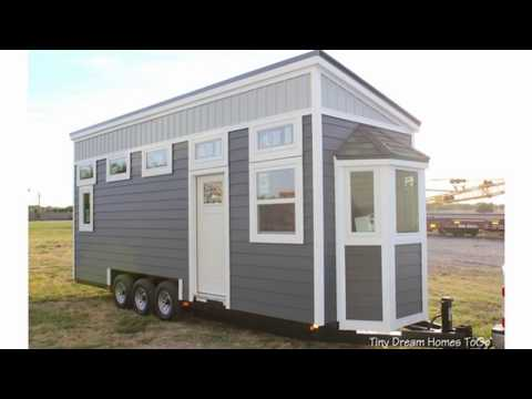Tiny House Tour: The Sojourn From Tiny  Dream Homes TOGO