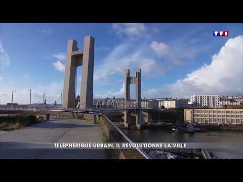 Téléphérique urbain   un moyen de transport qui révolutionne la ville