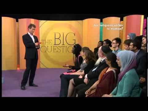 The Big Questions - Are Religions Unfair To Women