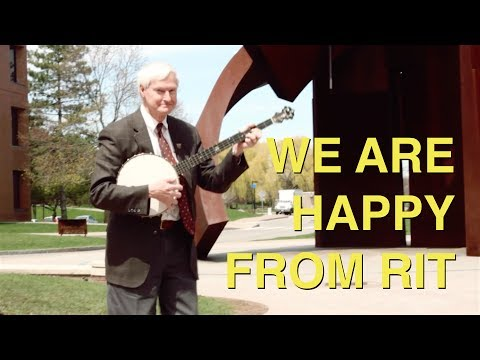 Pharrell Williams - Happy (We are from RIT)