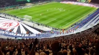 Eintracht Frankfurt - Bayern München 3:1 DFB-Pokal-Finale 2018 - Tor von Gacinovic