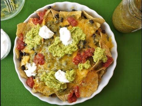 Easy Snack Recipes for Kids: Healthier Nachos - weelicious