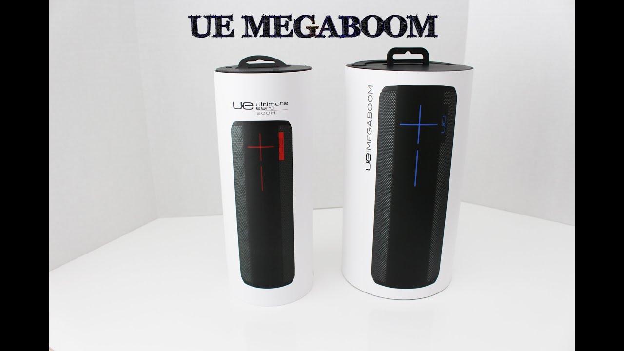 UE MEGABOOM UNBOXING by Isaac Dueñas