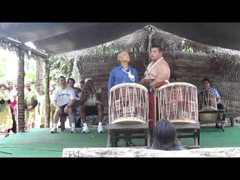 Polynesian Cultural Center Tonga Drumming