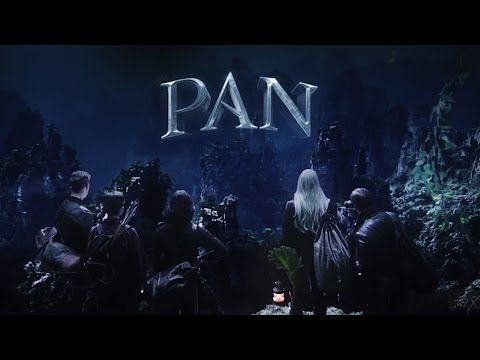Pan | Once Upon A Time Trailer.