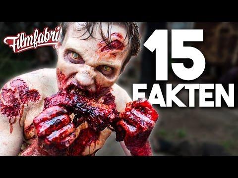 ZOMBIEFILME - 15 blutige Fakten zu THE WALKING DEAD, ZOMBIELAND, 28 DAYS LATER...!
