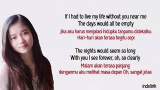 Download Shania Yan - Nothing's Gonna Change My Love For You | Lirik Terjemahan