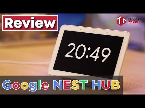 GOOGLE HOME / NEST Hub REVIEW INDONESIA
