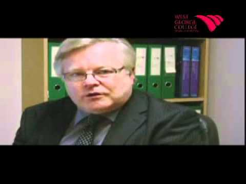 West George College, Glasgow - Courses Info.flv