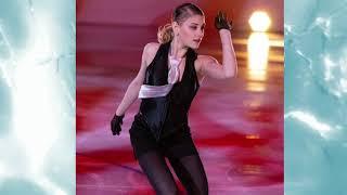 TEAM TUTBERIDZE Алина Загитова и Алёна Косторная на ШОУ Чемпионы на льду в Казани