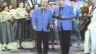 Grand Ole Opry Gang  - Crawdad Song