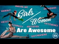 GIRLS ARE AWESOME 2017 // BEST GIRLS COMPILATION // PAAW