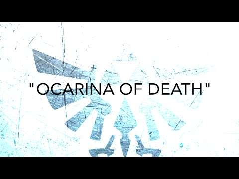 Legend of Zelda: Ocarina of Death (Metal Guitar Cover) + TABS