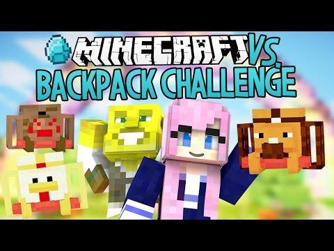 Backpack Challenge | Modded Minecraft VS.