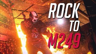 ROCK TO M249 IN ONE HOUR | Rust