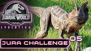 Jurassic World Evolution Deutsch Challenge Jura Dilos für Erfolg Deutsch German #5