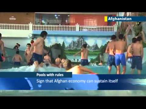 Afghanistan aqua park bans women: Kabul's latest attraction welcomes burqas but not bikinis