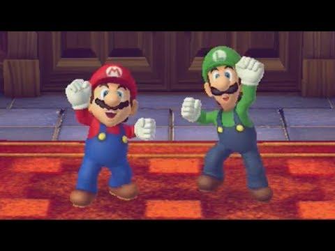 Mario Party 10 - Mario vs Luigi - Airship Central (2 Player)