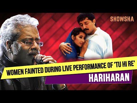Hariharan On Fans Fainting When He Sang 'Tu Hi Re' | Ishq | AR Rahman | Karan Hariharan