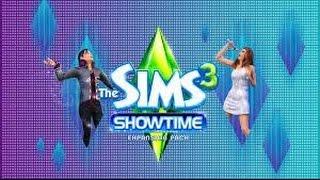 Let´s Play - The Sims 3 Showtime - (14. část) Lesbičky a počůraná babička