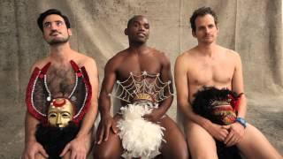 The Funny Men: Siv Ngesi, Daniel Friedman and Nik Rabinowitz (Marie Claire Naked Issue 2013) Thumbnail